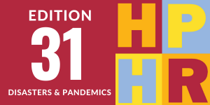 Edition 32 - Disasters & Pandemics
