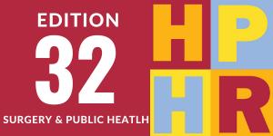 Edition 32 - Surgery & Public Health