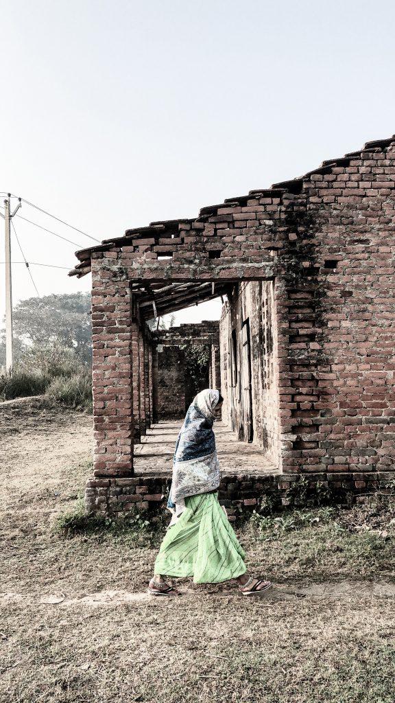 Rural Bihar - Image Credits: Dr. Ankit Raj