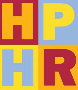 HPHR Blue Red Logo