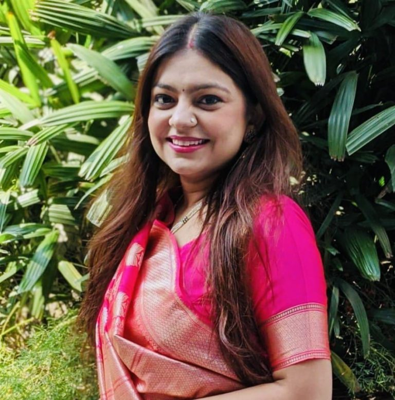 HPHR Fellow Ananya Awasthi
